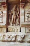 Chola temple sculpture